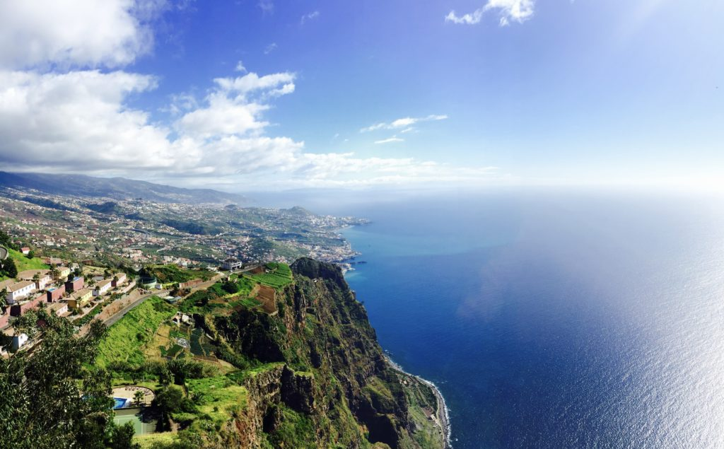 Things to do in Madeira Cabo Girao