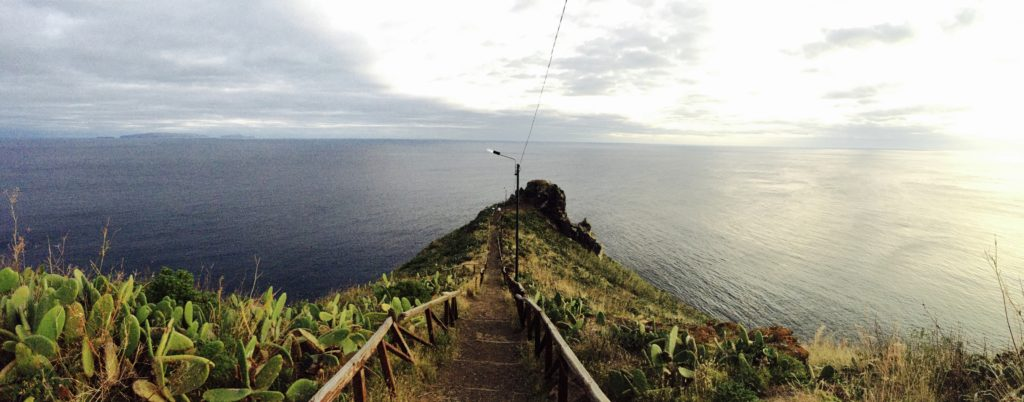 Things to do in Madeira Cristo Rei Viewpoint Maderia