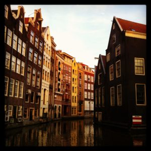 Amsterdam | One Night and Two Days