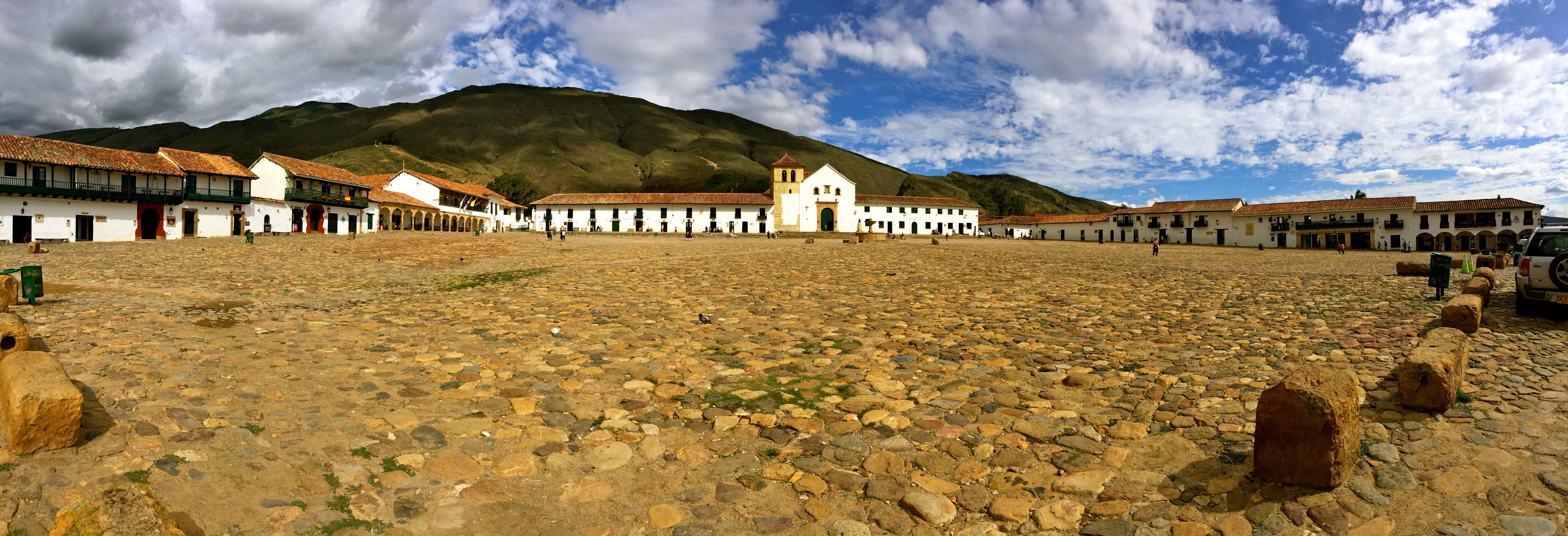 Travel to Colombia   Travelling To Villa de Leyva and Salt Cathedral
