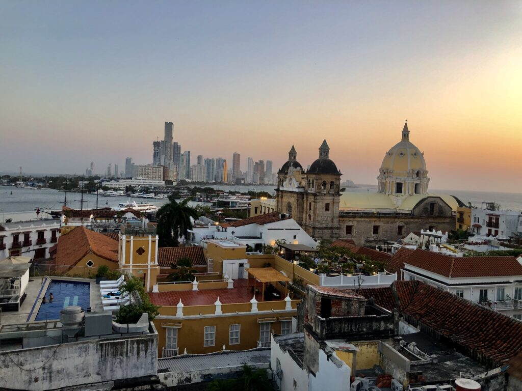 Colombia highlights Cartagena
